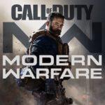 Póster Call of Duty Modern Warfare 2019