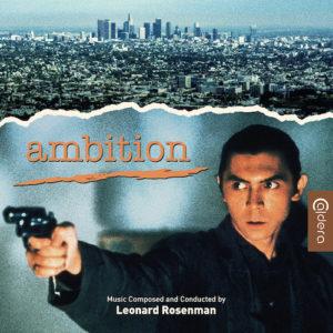 Carátula BSO Ambition - Leonard Rosenman