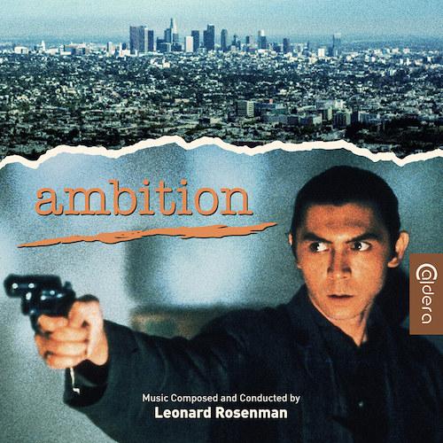 Caldera Records edita la banda sonora Ambition