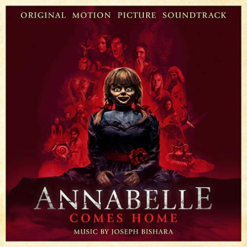 WaterTower Music edita la banda sonora Annabelle Comes Home