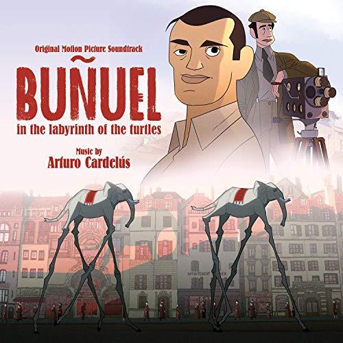 Carátula BSO Buñuel en el laberinto de las tortugas - Arturo Cardelús