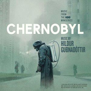 Carátula BSO Chernobyl - Hildur Guðnadóttir