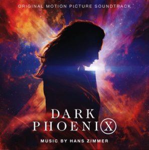 Carátula BSO Dark Phoenix - Hans Zimmer