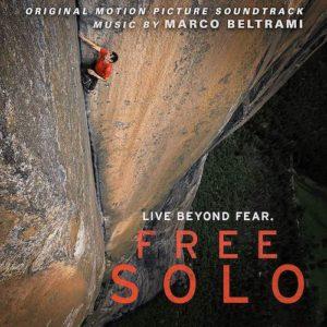 Carátula BSO Free Solo - Marco Beltrami