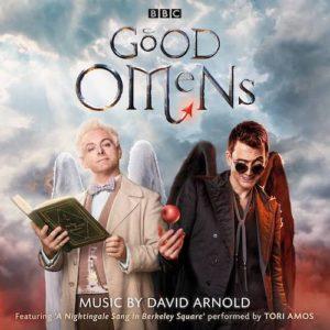 Carátula BSO Good Omens - David Arnold