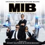 Carátula BSO Men in Black: International - Danny Elfman y Chris Bacon