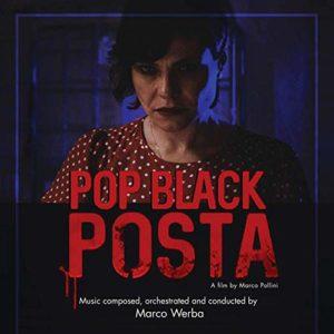 Carátula BSO Pop Black Posta - Marco Werba