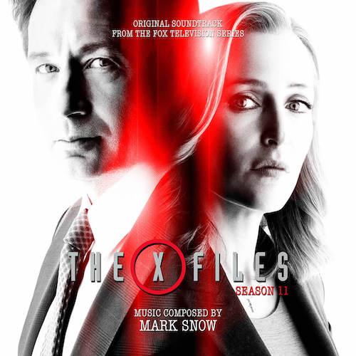 La-La Land Records edita la banda sonora The X-Files: Season 11