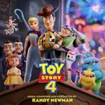 Carátula BSO Toy Story 4 - Randy Newman