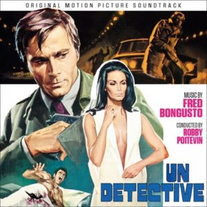 Carátula BSO Un Detective - Fred Bongusto