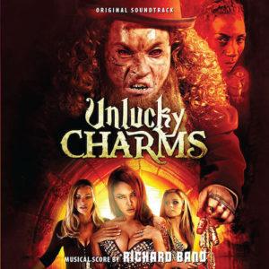Carátula BSO Unlucky Charms - Richard Band