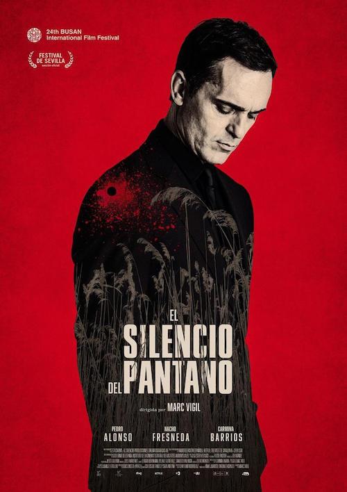 Zeltia Montes para el thriller El silencio del pantano