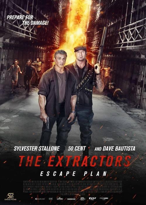 Victor Reyes para la secuela de acción Escape Plan: The Extractors
