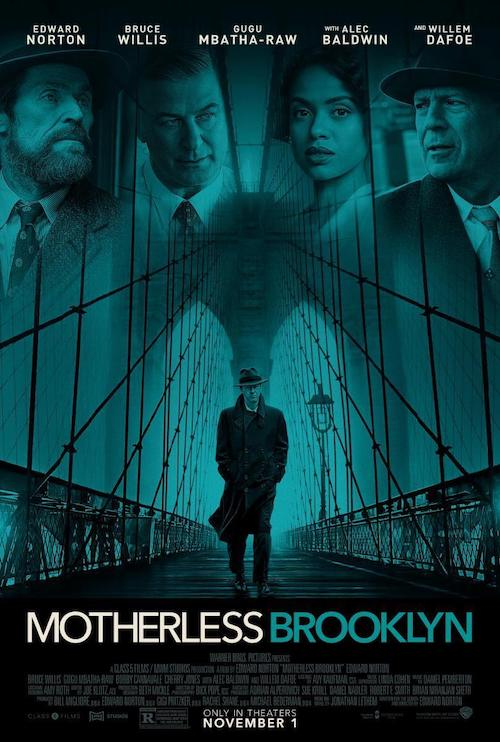 Daniel Pemberton para el drama criminal Motherless Brooklyn