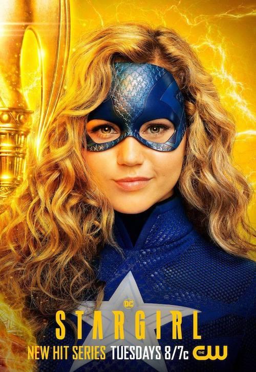 Pinar Toprak para la serie de DC Stargirl