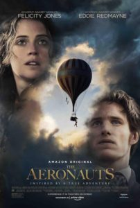Póster The Aeronauts