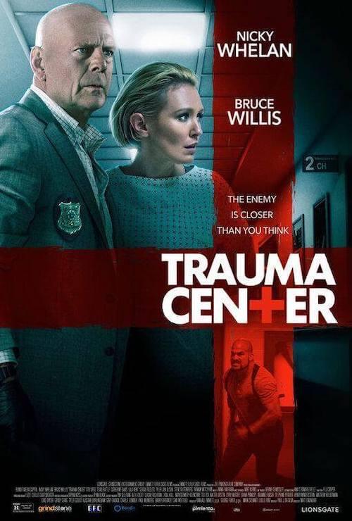 Nima Fakhrara para el thriller dramático Trauma Center