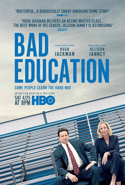 Michael Abels para la comedia dramática Bad Education