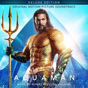 Carátula BSO Aquaman: Deluxe Edition - Rupert Gregson-Williams