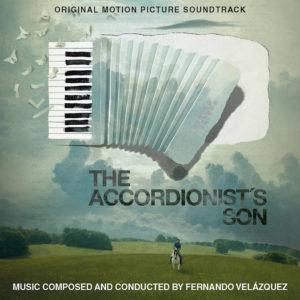 Carátula BSO El hijo del acordeonista - Fernando Velázquez