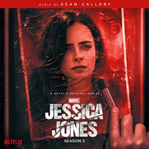 Carátula BSO Jessica Jones: Season 3 - Sean Callery