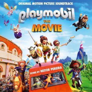 Carátula BSO Playmobil: The Movie - Heitor Pereira