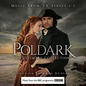 Carátula BSO Poldark - The Ultimate Collection - Anne Dudley