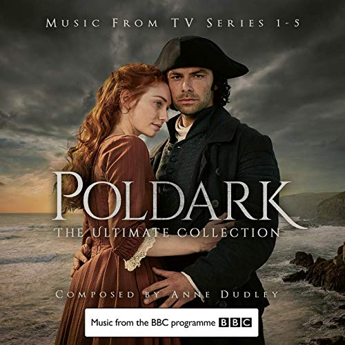 Sony Classical edita Poldark – The Ultimate Collection (3CDs)