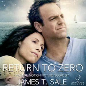 Carátula BSO Return to Zero - James T. Sale