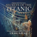 Carátula BSO Secrets of the Titanic - Craig Safan