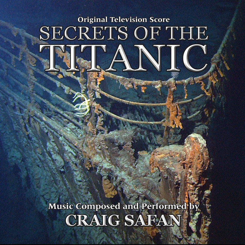 Dragon's Domain Records editará Secrets of the Titanic
