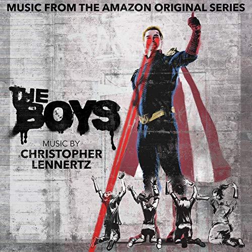 Madison Gate Records edita la banda sonora The Boys