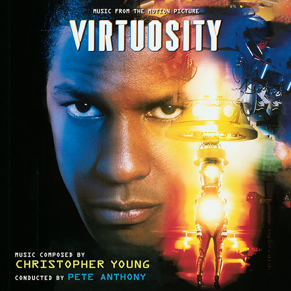Intrada Records edita la banda sonora Virtuosity