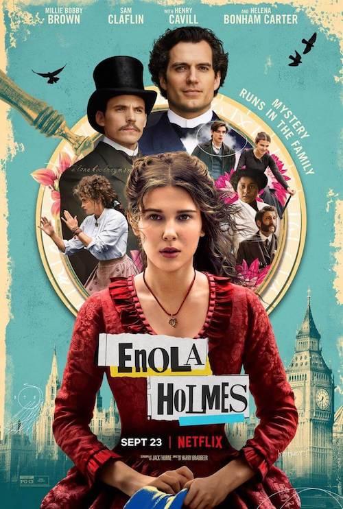 Daniel Pemberton para la cinta de aventuras y misterio Enola Holmes