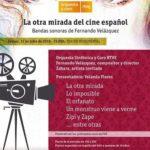 Concierto La otra mirada del cine español por Fernando Velázquez