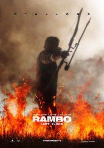 Póster Rambo: Last Blood