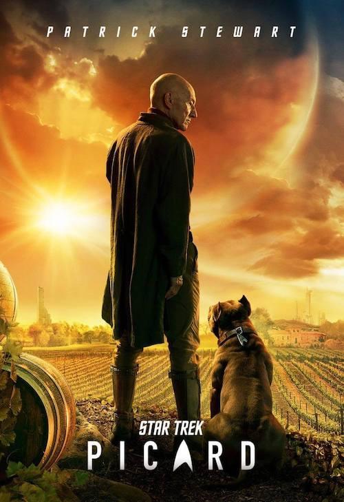 Jeff Russo para la serie de televisión Star Trek: Picard