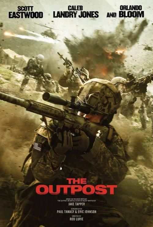 Larry Groupé para el drama basado en hechos reales The Outpost