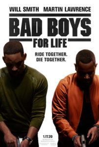 Póster Bad Boys for Life