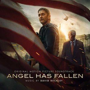 Carátula BSO Angel has fallen - David Buckley