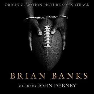 Carátula BSO Brian Banks - John Debney