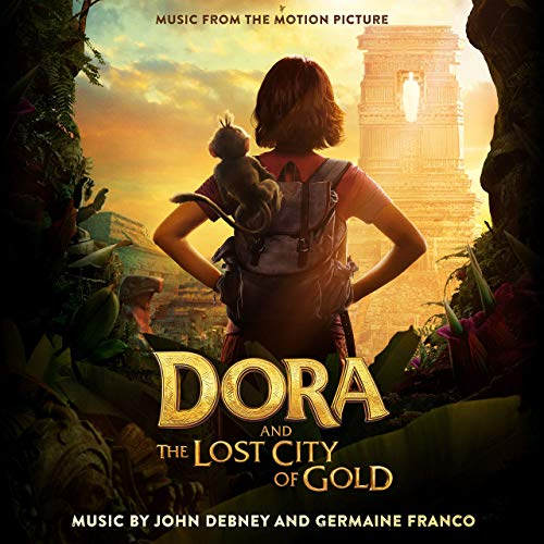Paramount Music edita Dora and the Lost City of Gold