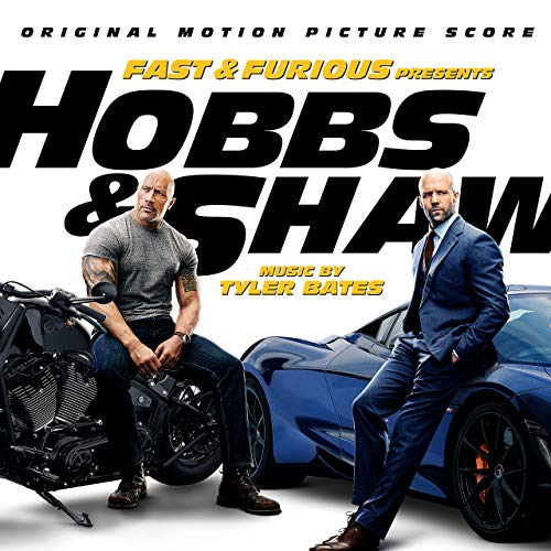 Back Lot Music edita la banda sonora Fast & Furious: Hobbs & Shaw