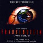 Buysoundtrax edita la banda sonora Frankenstein Unbound