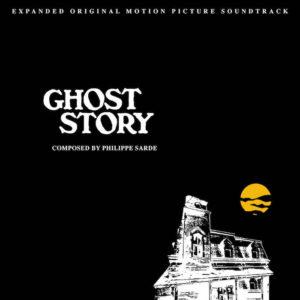Carátula BSO Ghost Story - Phillipe Sarde