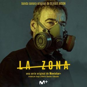 Carátula BSO La Zona - Olivier Arson