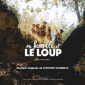 Carátula BSO Ma famille et le loup - Stephen Warbeck