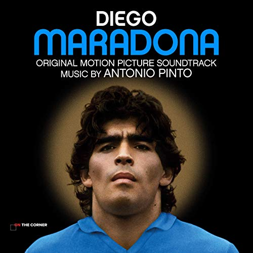 Lakeshore Records edita la banda sonora Maradona