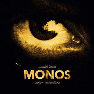 Carátula BSO Monos - Mica Levi