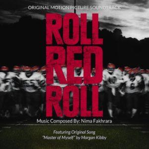 Carátula BSO Roll Red Roll - Nima Fakhrara